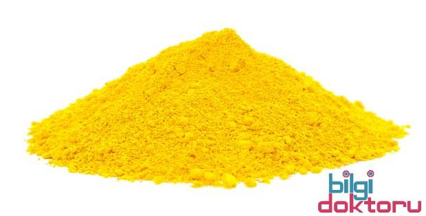 konsolosluklardaki sarı toz