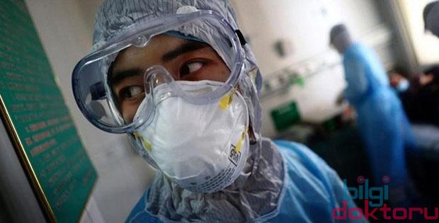 virüs hastalık bulaşıcı labaratuvar uzman salgın