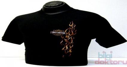 Zehirli Tişört Markaları Harley Davidson Markası