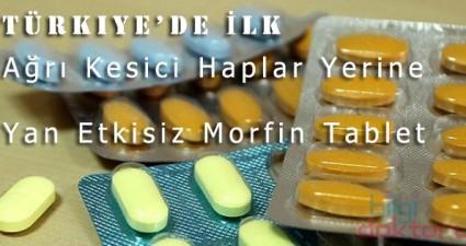 Ağrı Kesici Morfin Tablet Hap