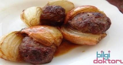 Gribi Geçiren Kebap Soğan Kebabı