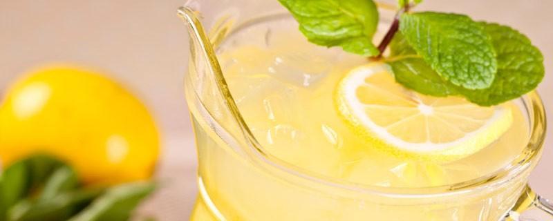soguk-limon-serbeti-yapilisi