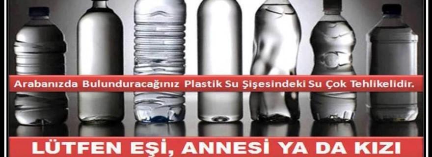 plastik pet sise zararlari ve kanser