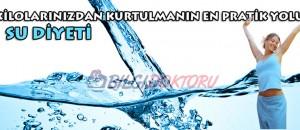 su içerek zayıflama